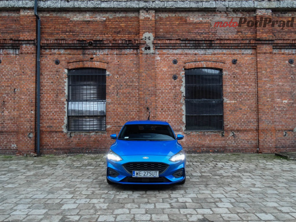 Ford Focus 11 1024x768 Test: Zupełnie nowy Ford Focus ST Line 1.5 Ecoboost AT8