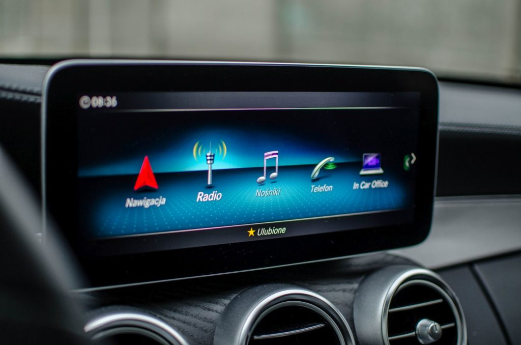 Mercedes Cklasa 14 1024x678 Test: Mercedes C 200 4MATIC EQ Boost   komforcie, gdzie jesteś?