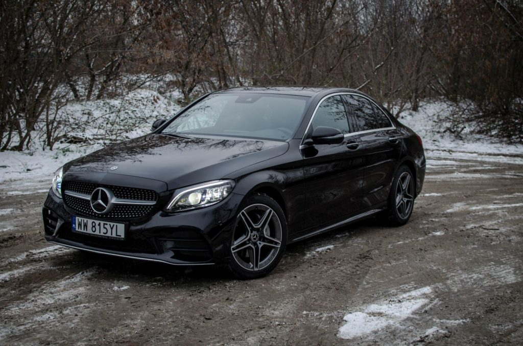 Mercedes Cklasa 25 1024x678 Test: Mercedes C 200 4MATIC EQ Boost   komforcie, gdzie jesteś?