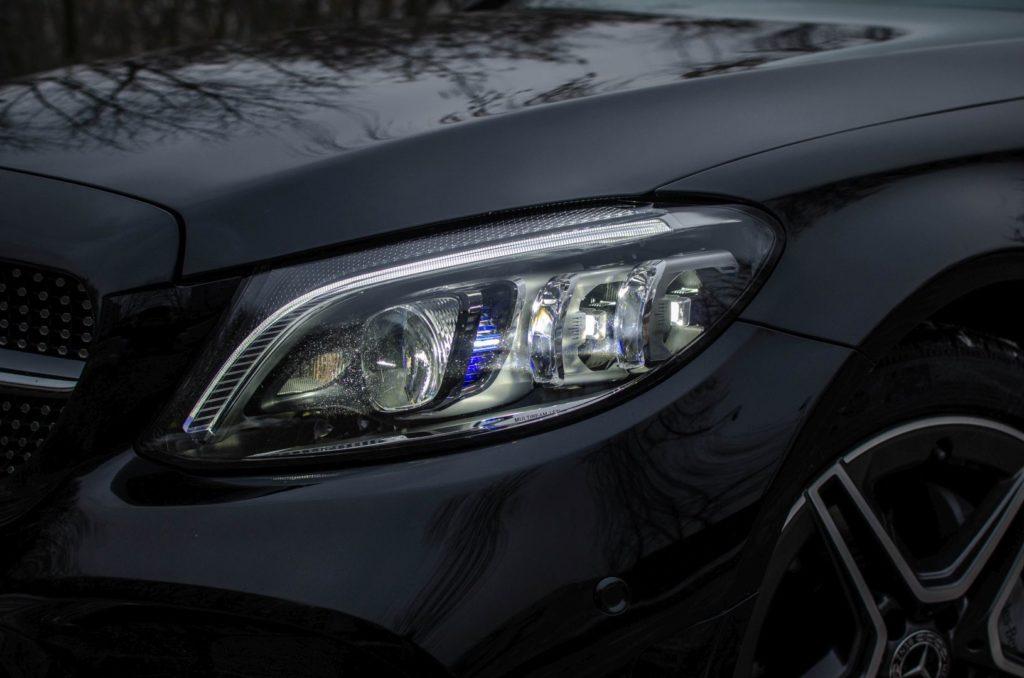 Mercedes Cklasa 26 1024x678 Test: Mercedes C 200 4MATIC EQ Boost   komforcie, gdzie jesteś?