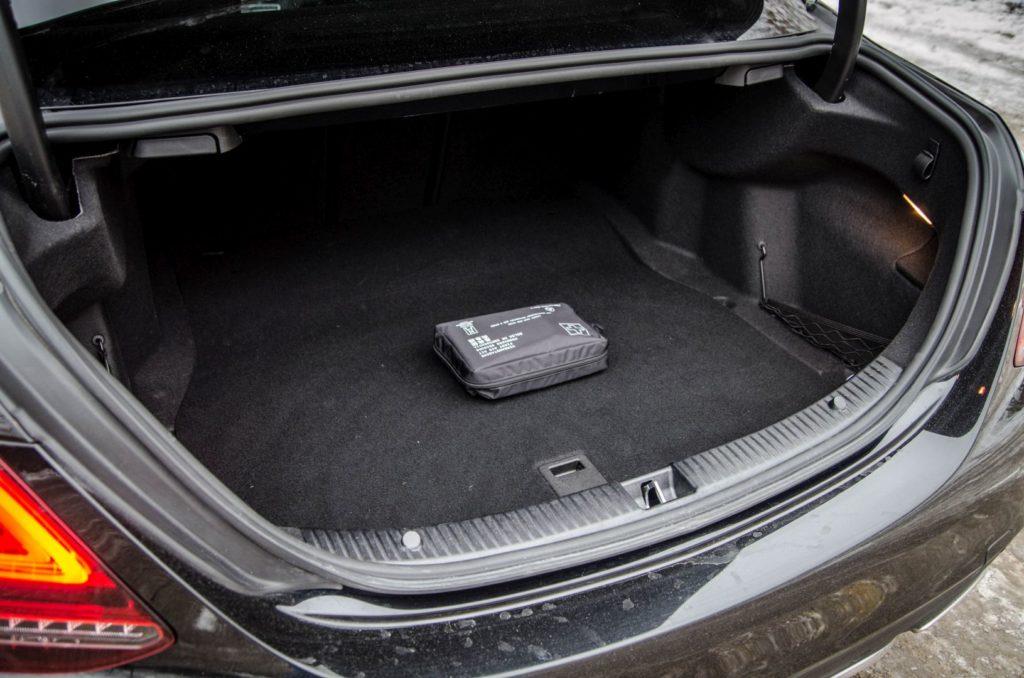Mercedes Cklasa 29 1024x678 Test: Mercedes C 200 4MATIC EQ Boost   komforcie, gdzie jesteś?