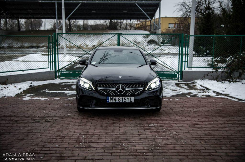 Mercedes Cklasa 6 1024x678 Test: Mercedes C 200 4MATIC EQ Boost   komforcie, gdzie jesteś?