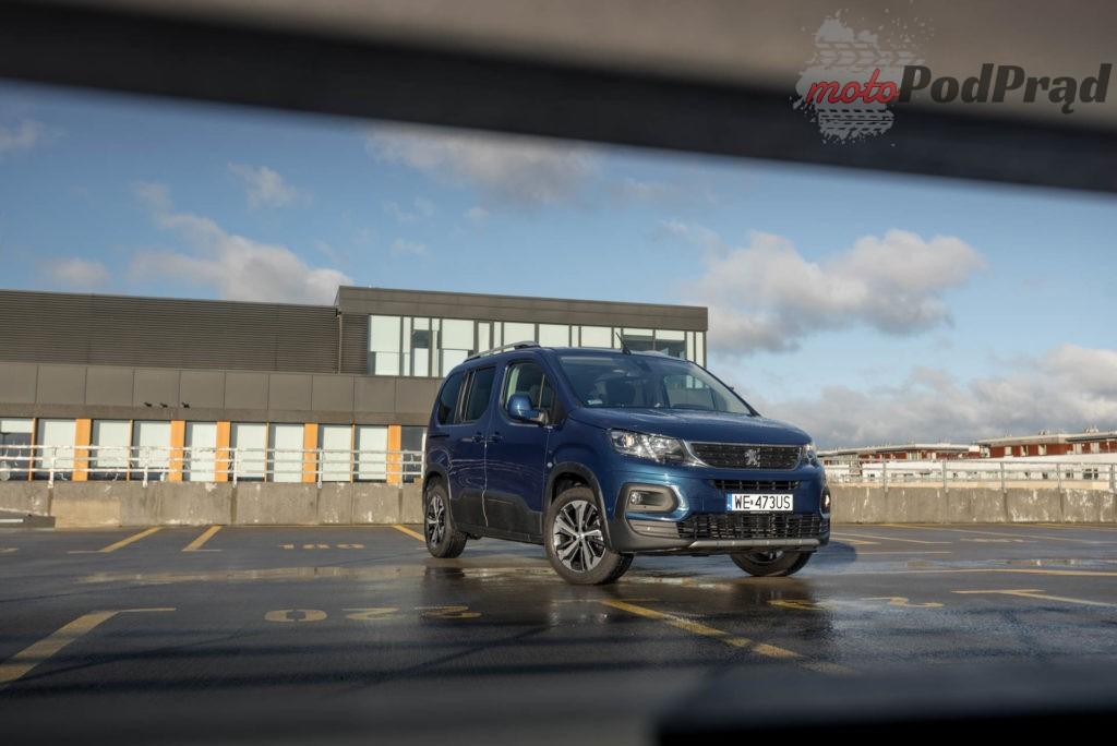 Peugeot Rifter 1 1024x684 Test: Peugeot Rifter Allure — dla rodzica i prywaciarza