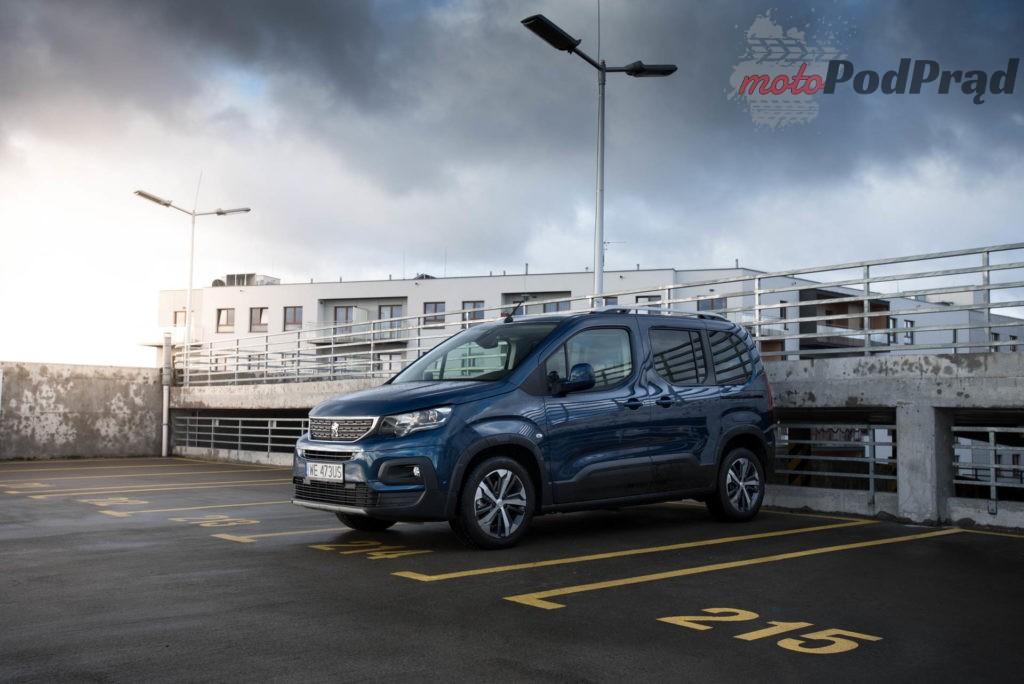 Peugeot Rifter 12 1024x684 Test: Peugeot Rifter Allure — dla rodzica i prywaciarza