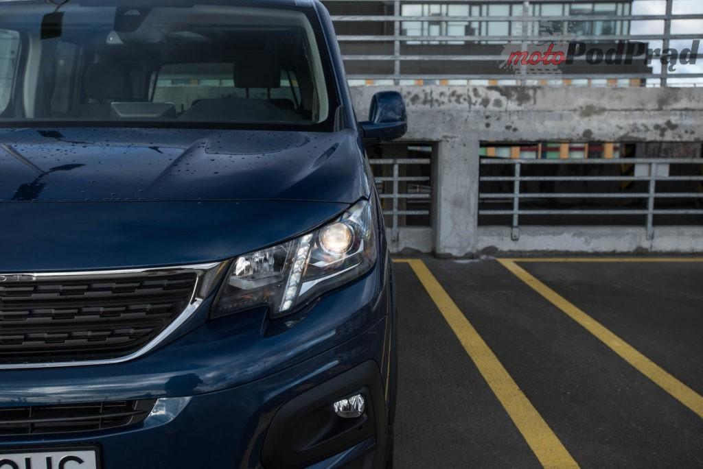 Peugeot Rifter 13 1024x684 Test: Peugeot Rifter Allure — dla rodzica i prywaciarza