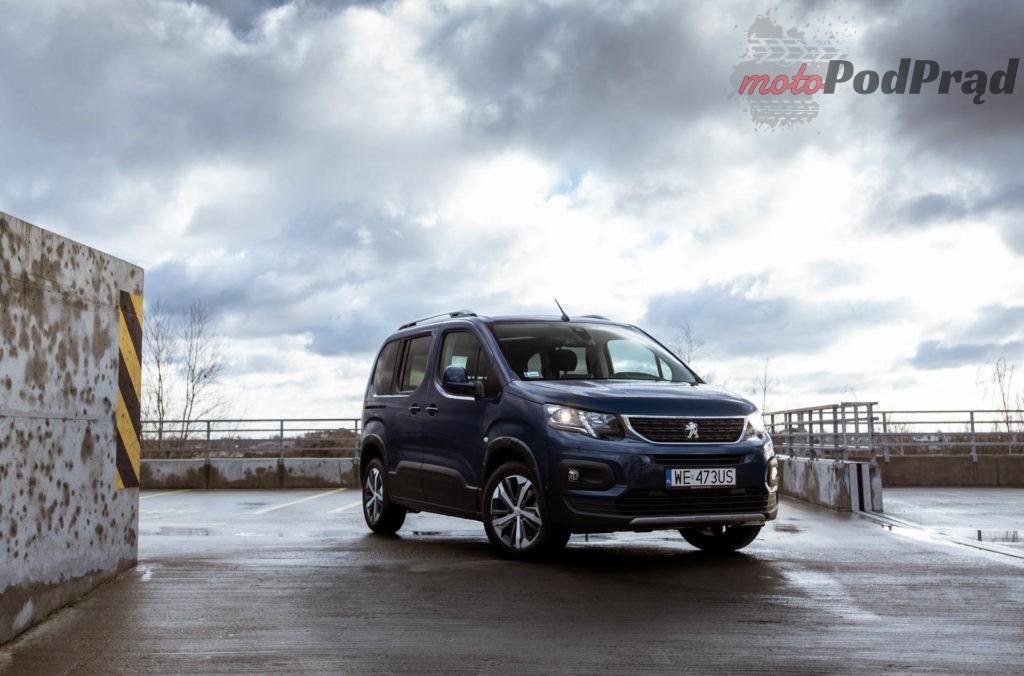 Peugeot Rifter 14 1024x676 Test: Peugeot Rifter Allure — dla rodzica i prywaciarza