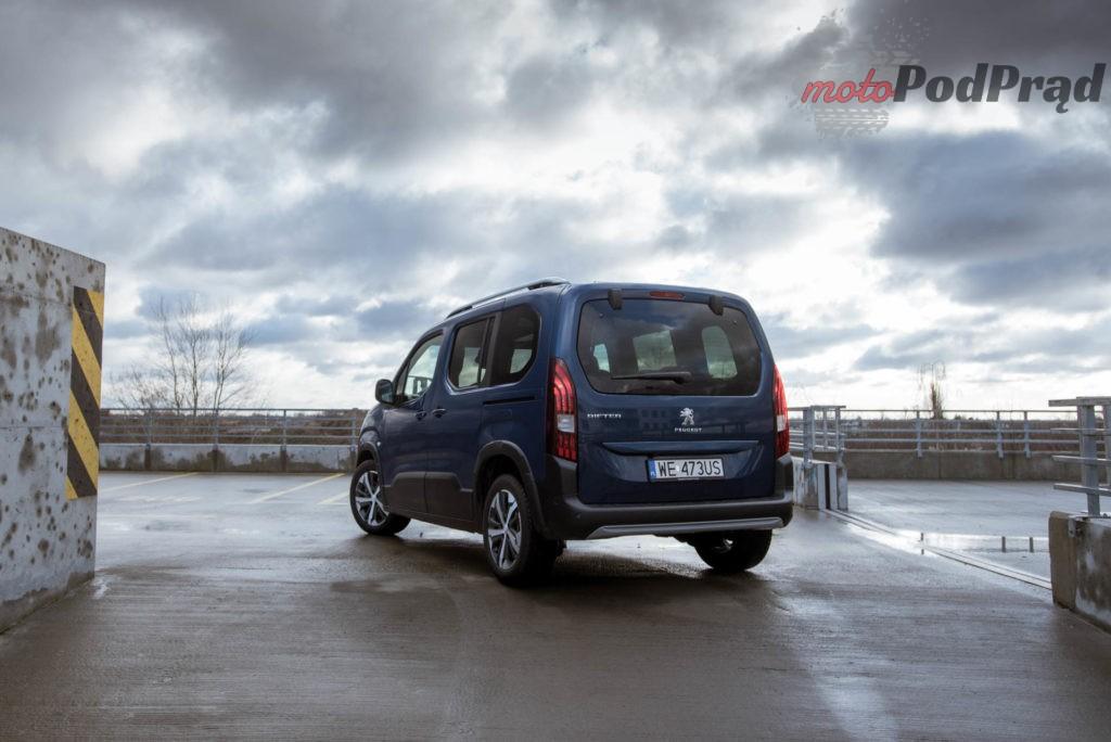Peugeot Rifter 15 1024x684 Test: Peugeot Rifter Allure — dla rodzica i prywaciarza