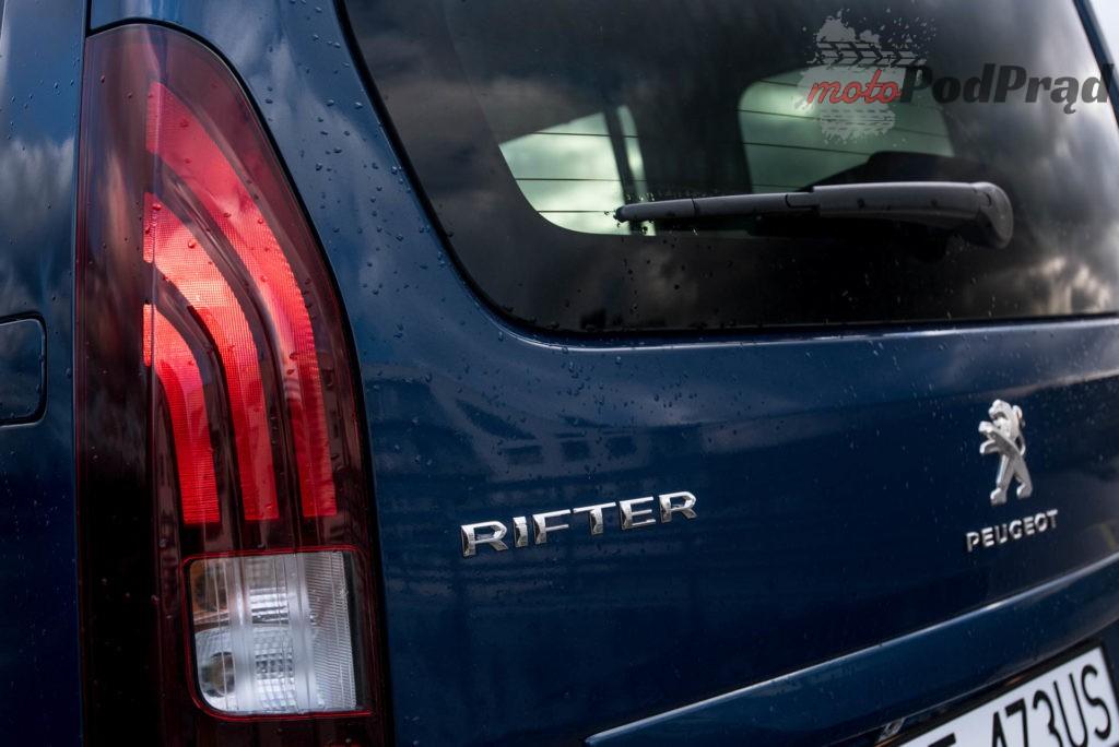 Peugeot Rifter 16 1024x684 Test: Peugeot Rifter Allure — dla rodzica i prywaciarza