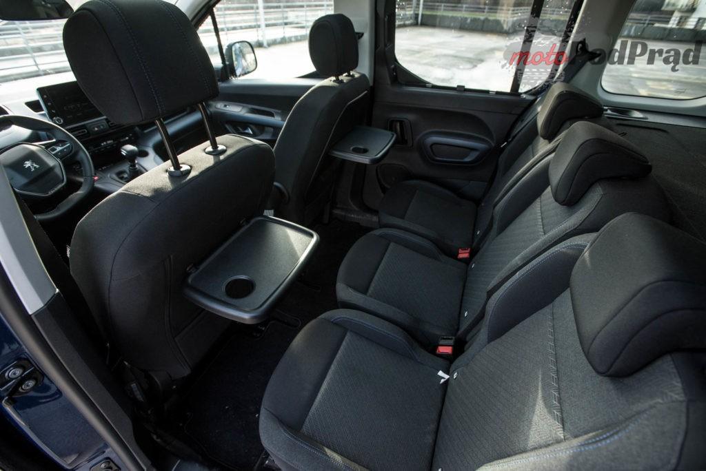 Peugeot Rifter 3 1024x684 Test: Peugeot Rifter Allure — dla rodzica i prywaciarza