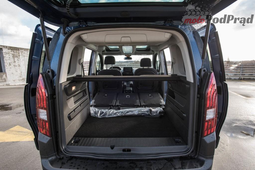 Peugeot Rifter 6 1024x684 Test: Peugeot Rifter Allure — dla rodzica i prywaciarza
