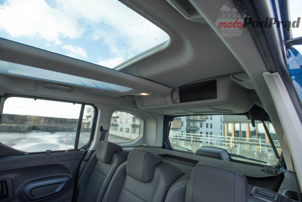 Peugeot Rifter 7 1024x684 Test: Peugeot Rifter Allure — dla rodzica i prywaciarza