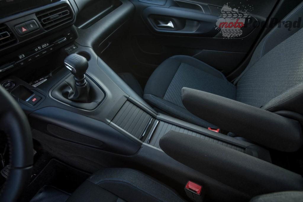 Peugeot Rifter 8 1024x684 Test: Peugeot Rifter Allure — dla rodzica i prywaciarza