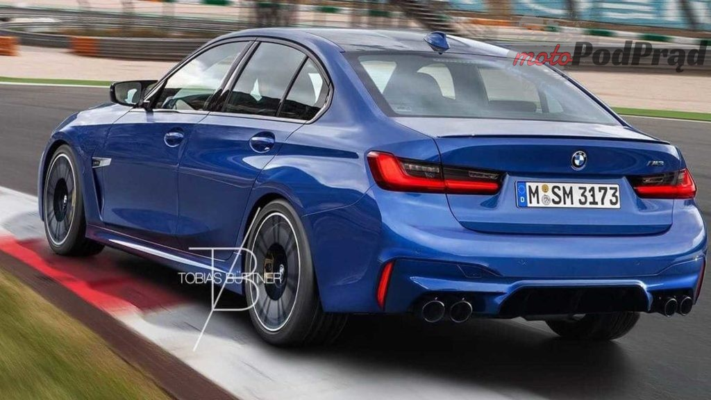 bmw m3 sedan render 1024x576 BMW M3 Pure   ukłon dla fanów