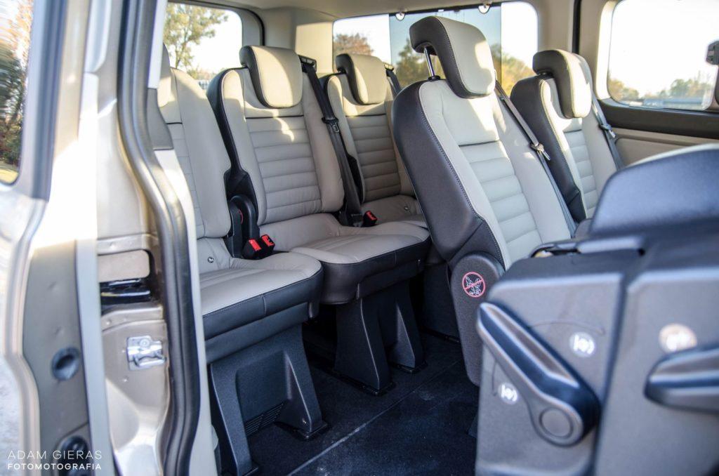 ford 12 1024x678 Test: Ford Tourneo Custom   8 osób lub tysiąc małych rzeczy