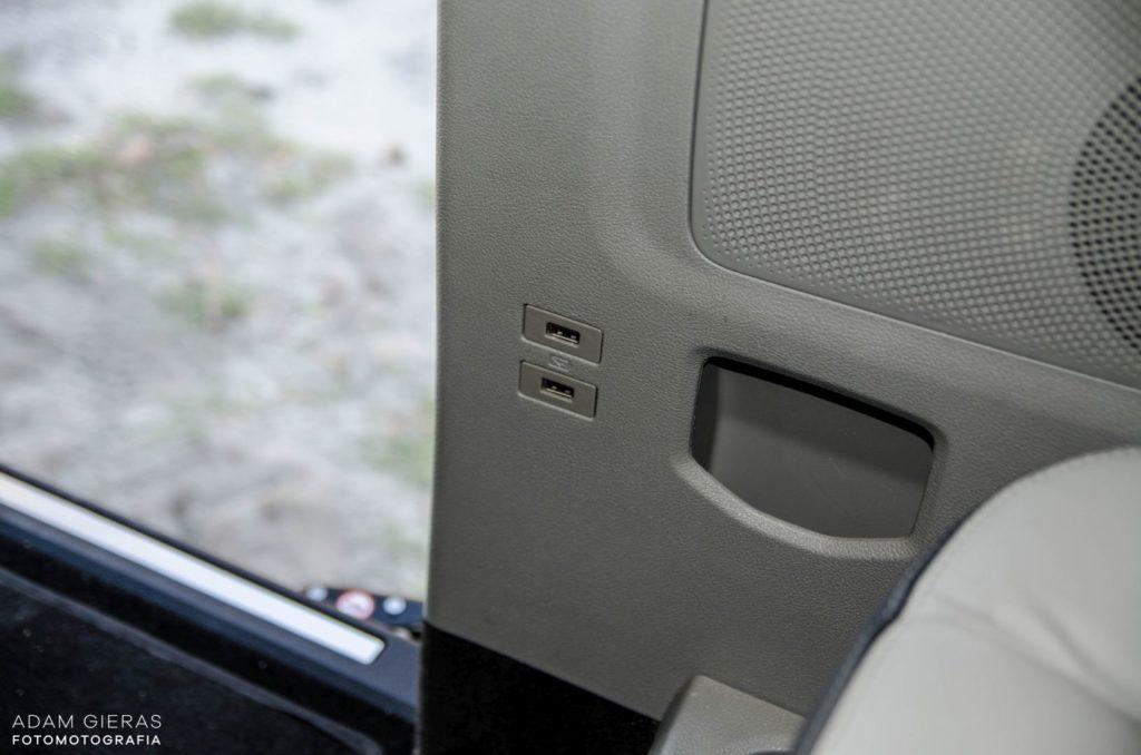 ford 13 1024x678 Test: Ford Tourneo Custom   8 osób lub tysiąc małych rzeczy