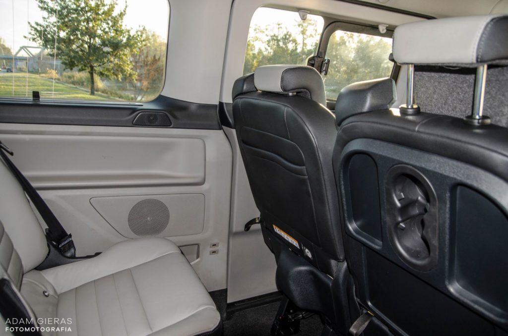 ford 14 1024x678 Test: Ford Tourneo Custom   8 osób lub tysiąc małych rzeczy
