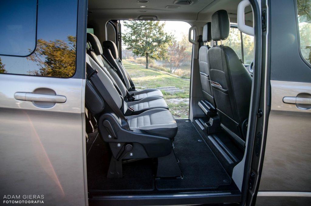 ford 2 1024x678 Test: Ford Tourneo Custom   8 osób lub tysiąc małych rzeczy