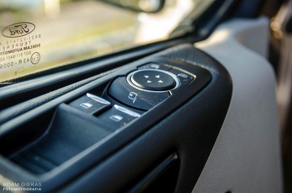ford 25 1024x678 Test: Ford Tourneo Custom   8 osób lub tysiąc małych rzeczy