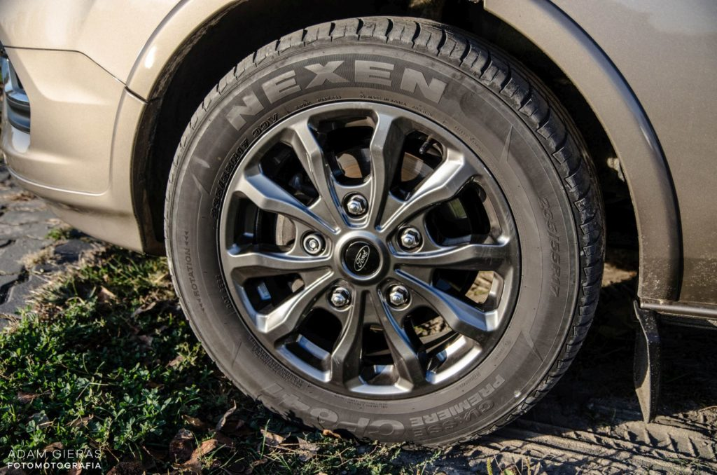 ford 27 1024x678 Test: Ford Tourneo Custom   8 osób lub tysiąc małych rzeczy