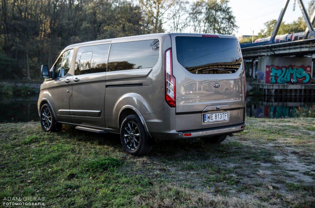 ford 29 1024x678 Test: Ford Tourneo Custom   8 osób lub tysiąc małych rzeczy