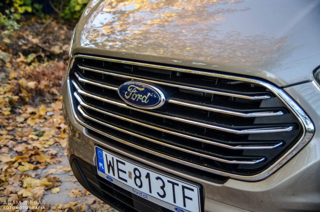 ford 34 1024x678 Test: Ford Tourneo Custom   8 osób lub tysiąc małych rzeczy