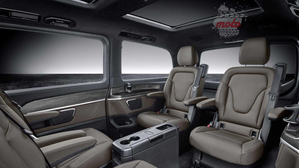 mercedes benz new v class 4 1024x576 Mercedes klasy V przeszedł facelifting