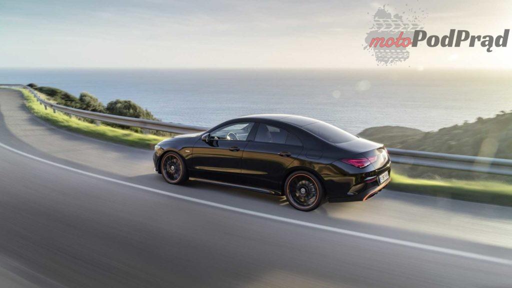 nuova mercedes cla 1 1024x576 Nowy Mercedes CLA stawia na inteligentne rozwiązania