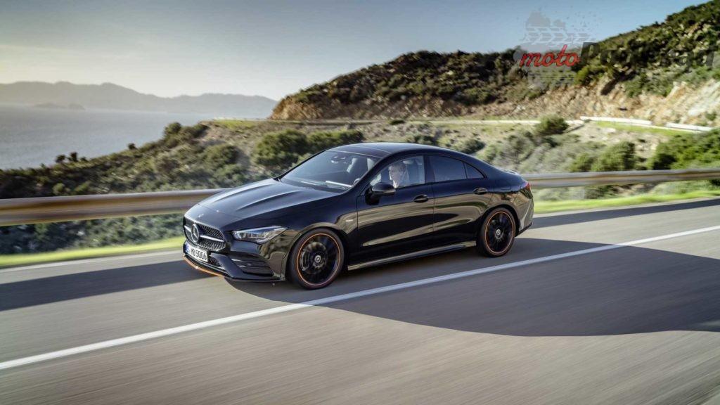 nuova mercedes cla 1024x576 Nowy Mercedes CLA stawia na inteligentne rozwiązania