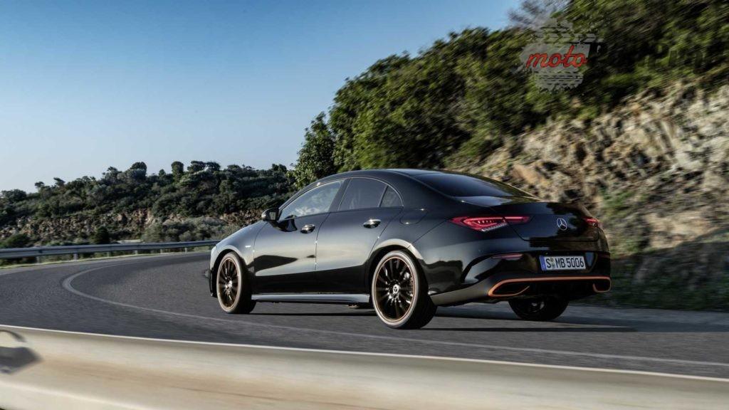 nuova mercedes cla 2 1024x576 Nowy Mercedes CLA stawia na inteligentne rozwiązania