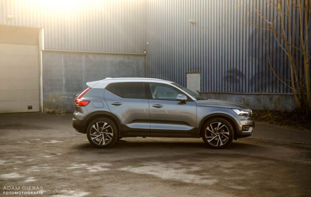 volvo moment 12 1024x651 Minitest: Volvo XC40   to się sprzeda