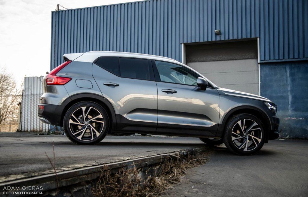 volvo moment 14 1024x656 Minitest: Volvo XC40   to się sprzeda