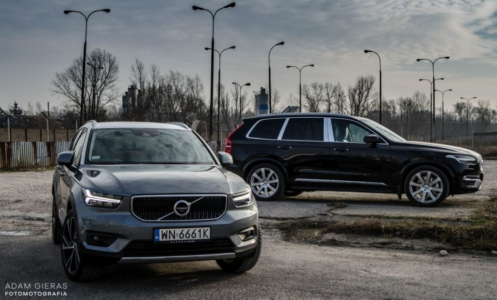 volvo moment 2 1024x619 Minitest: Volvo XC40   to się sprzeda