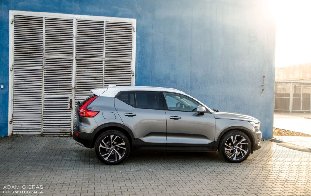 volvo moment 28 1024x645 Minitest: Volvo XC40   to się sprzeda