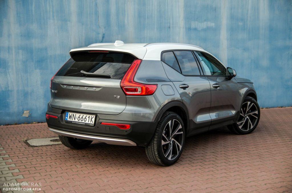 volvo moment 3 1024x678 Minitest: Volvo XC40   to się sprzeda