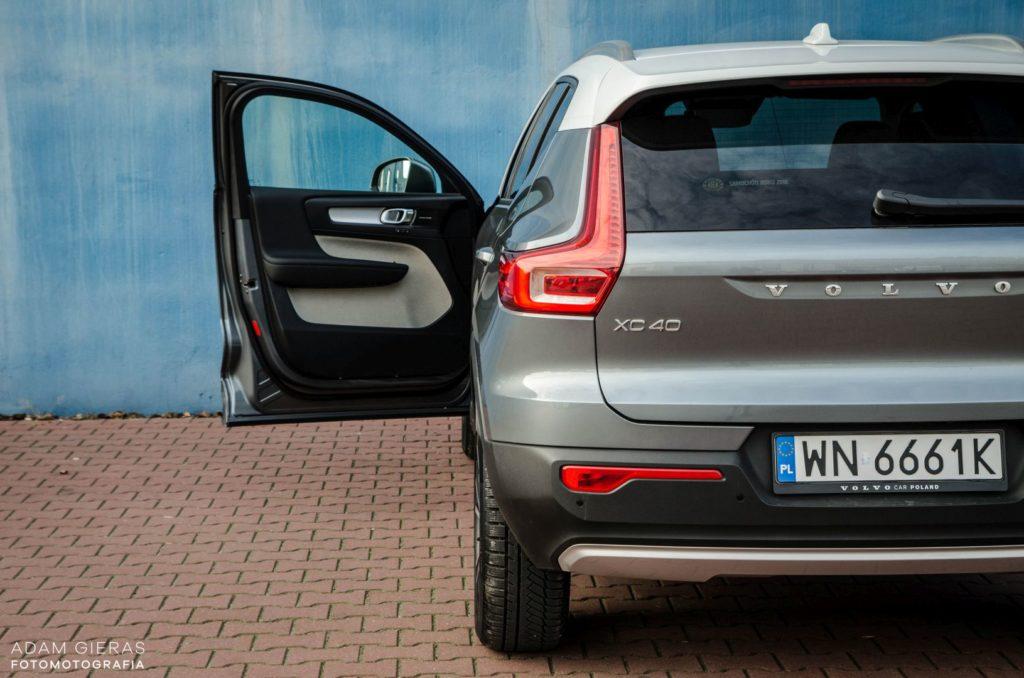 volvo moment 5 1024x678 Minitest: Volvo XC40   to się sprzeda