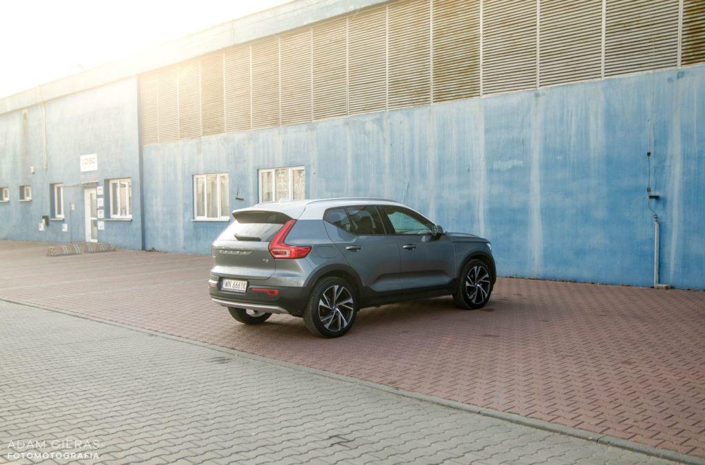 volvo moment 7 1024x675 Minitest: Volvo XC40   to się sprzeda
