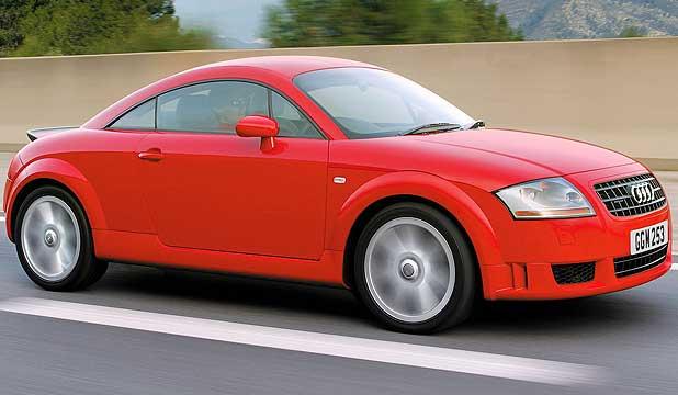 9808114 Znalezione: Audi TT   indywidualizm za grosze