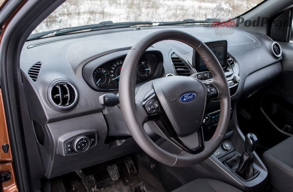 DSC 1079 1024x673 Test: Ford Ka+ Active 1.2 85 KM   plusik za aktywność