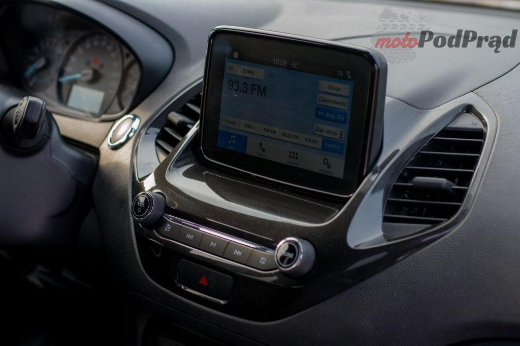 DSC 1103 1024x683 Test: Ford Ka+ Active 1.2 85 KM   plusik za aktywność