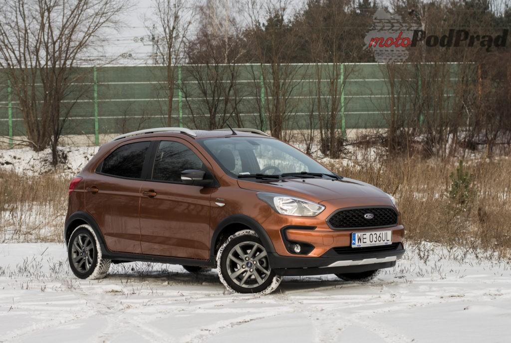 DSC 1113 1024x687 Test: Ford Ka+ Active 1.2 85 KM   plusik za aktywność