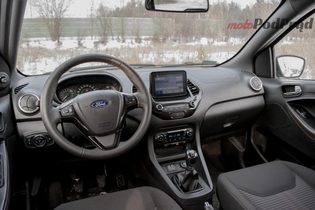 DSC 1120 1024x683 Test: Ford Ka+ Active 1.2 85 KM   plusik za aktywność