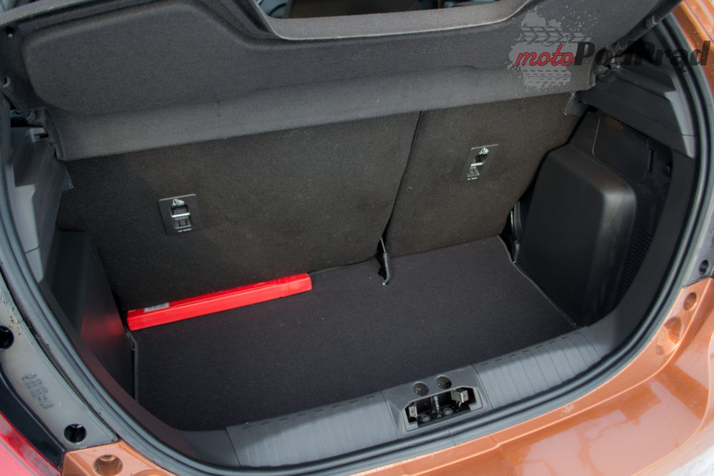 DSC 1123 1024x683 Test: Ford Ka+ Active 1.2 85 KM   plusik za aktywność
