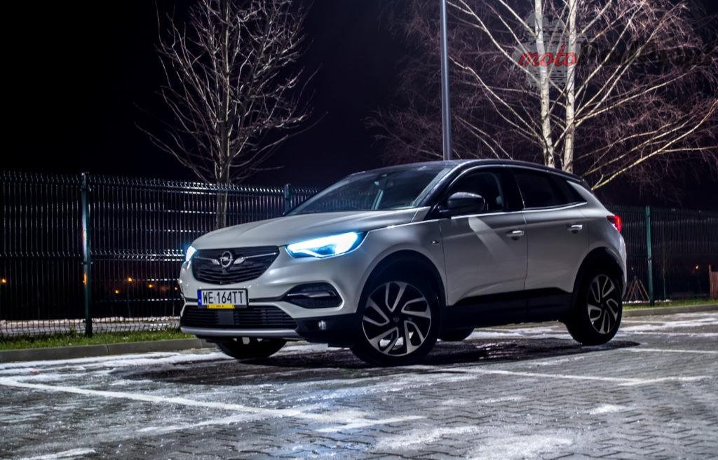 DSC 1141 1024x656 Test: Opel Grandland X Ultimate 2.0 CDTi   nowoczesny konserwatyzm