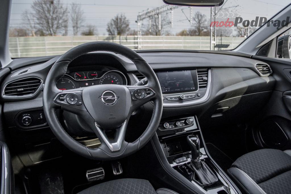 DSC 1227 1024x683 Test: Opel Grandland X Ultimate 2.0 CDTi   nowoczesny konserwatyzm