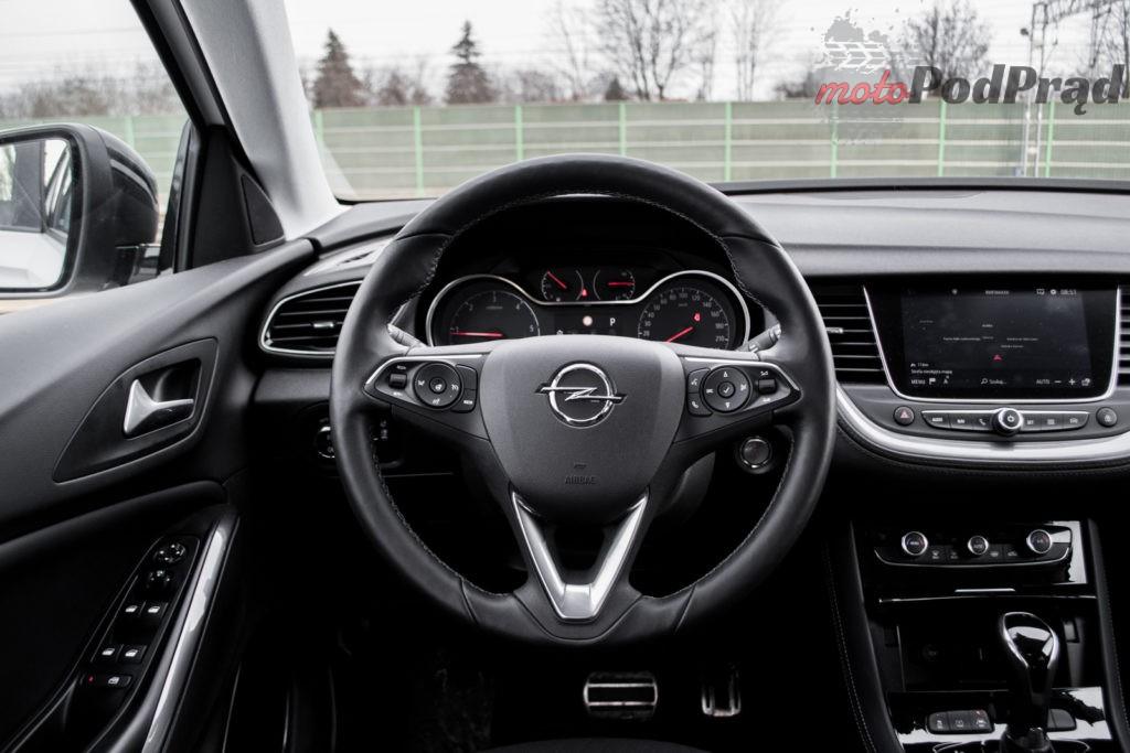 DSC 1248 1024x683 Test: Opel Grandland X Ultimate 2.0 CDTi   nowoczesny konserwatyzm