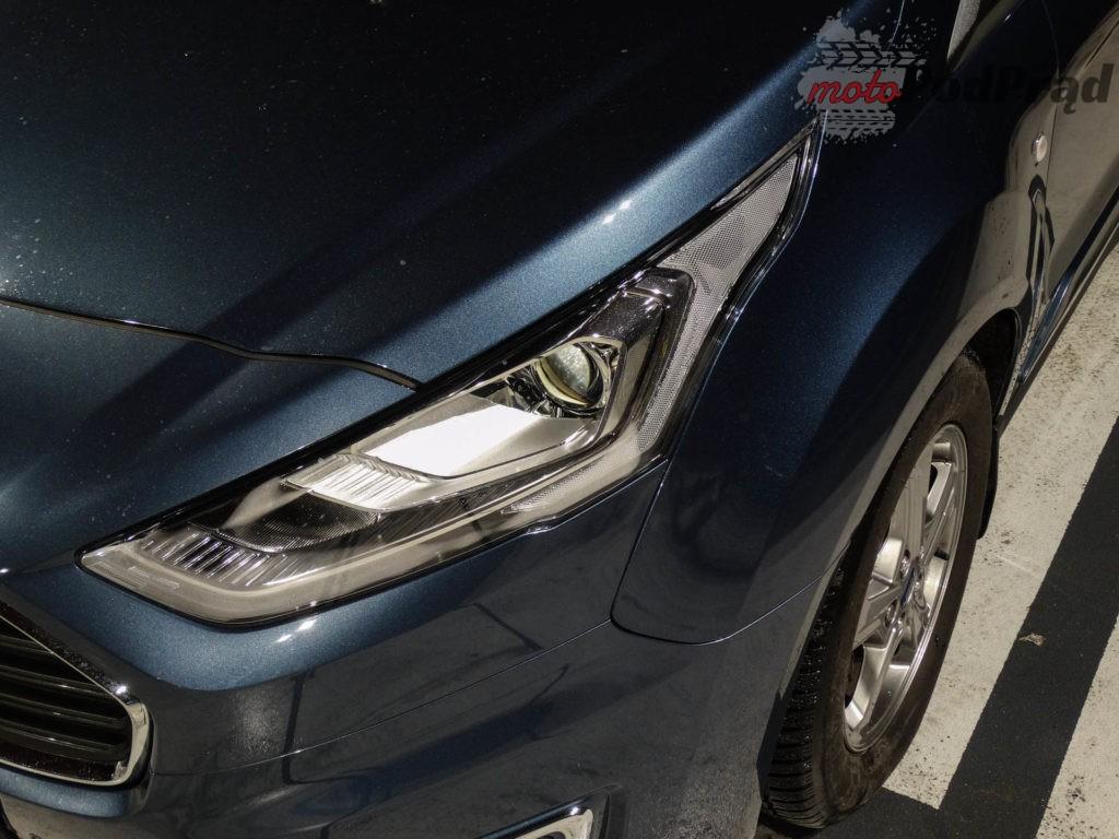 Ford Tourneo Connect 7 1024x768 Test: Ford Tourneo Grand Connect — idealny dla dużej rodziny