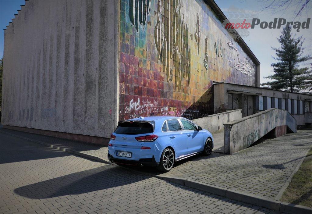 Hyundai i30 N 14 1024x702 Test: Hyundai i30 N Performance   jeździłbym bez końca