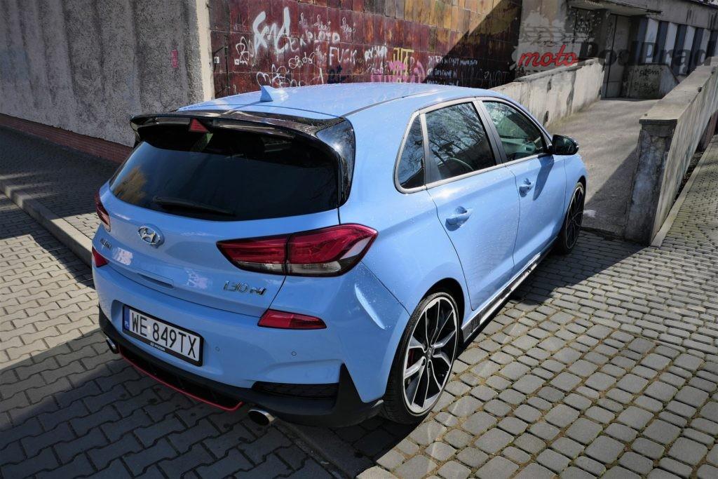 Hyundai i30 N 15 1024x683 Test: Hyundai i30 N Performance   jeździłbym bez końca