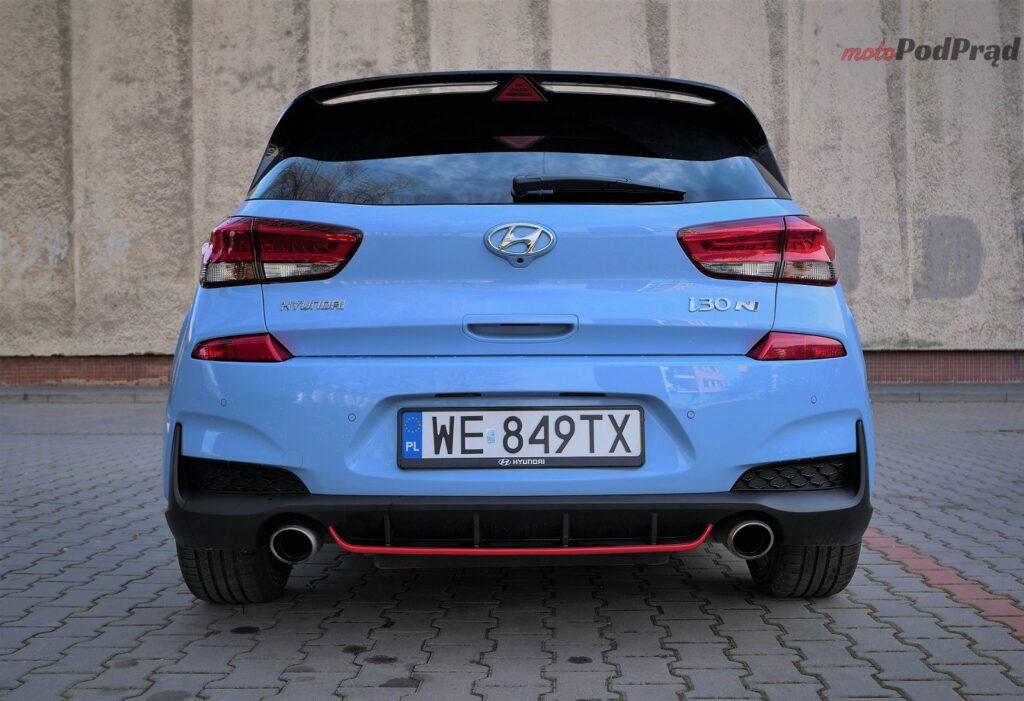 Hyundai i30 N 2 1024x701 Test: Hyundai i30 N Performance   jeździłbym bez końca