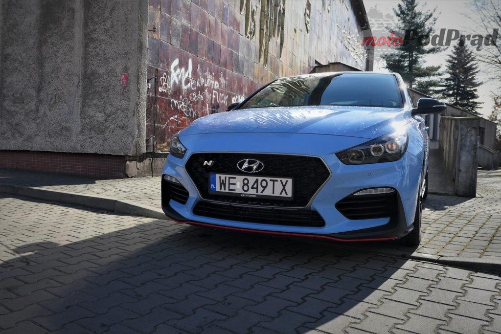 Hyundai i30 N 21 1024x683 Test: Hyundai i30 N Performance   jeździłbym bez końca